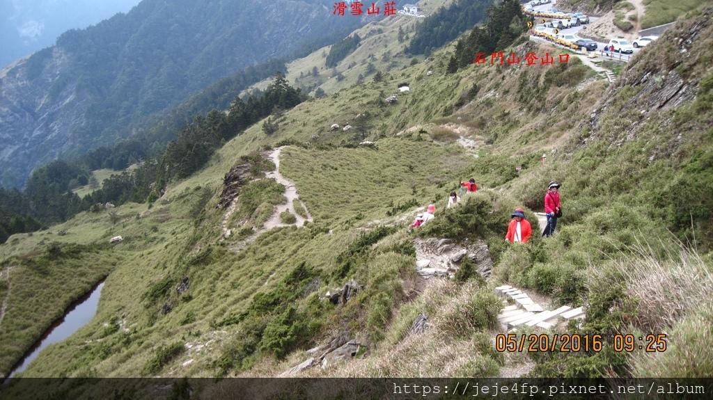 20160520 (99A) 由石門山步道0.1km處往入口方向眺望.JPG