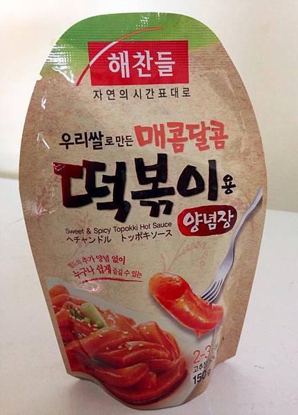 韓式炒年糕辣醬