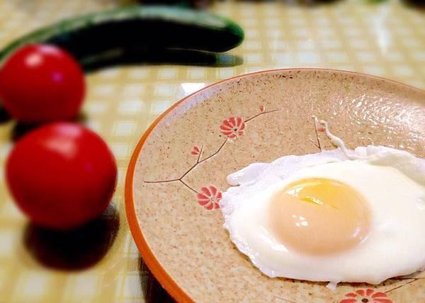 無油水煎蛋