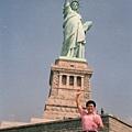 紐約-自由女神-LIBERTY