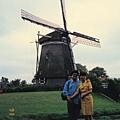 荷蘭-風車-HOLLAND