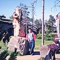 芬蘭-洛凡尼米-聖誕老人村-rovaniemi