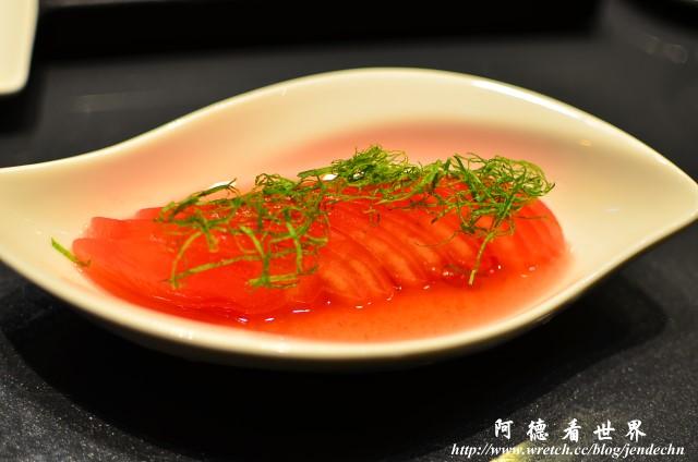 Hana壽司 059紫蘇冰梅番茄