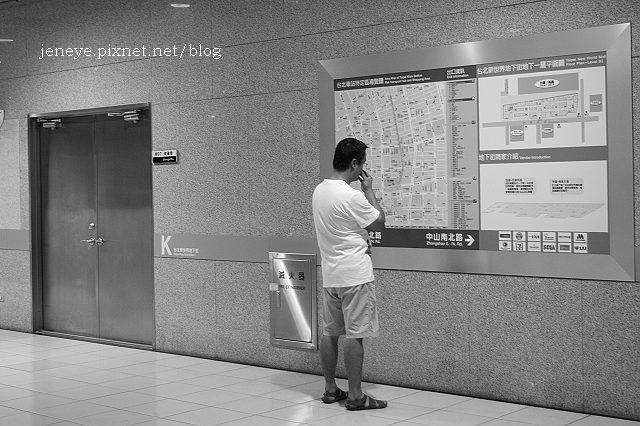 台北火車站 990829