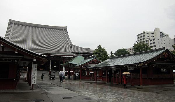 淺草寺-本堂(觀音堂)