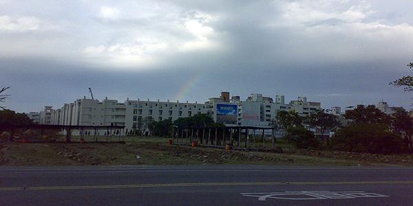 好久不見的彩虹