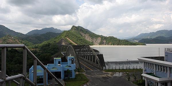 南化水庫溢洪