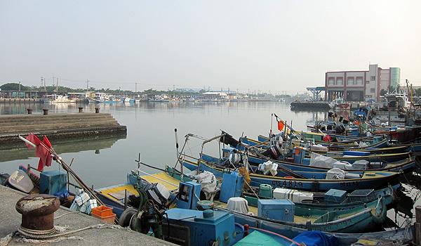 南寮漁港隨拍