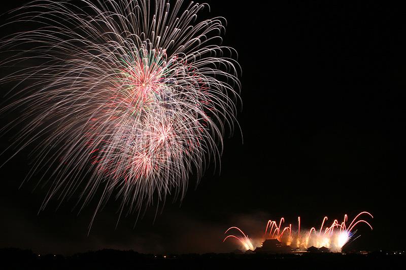 2012 鹿耳門高空煙火