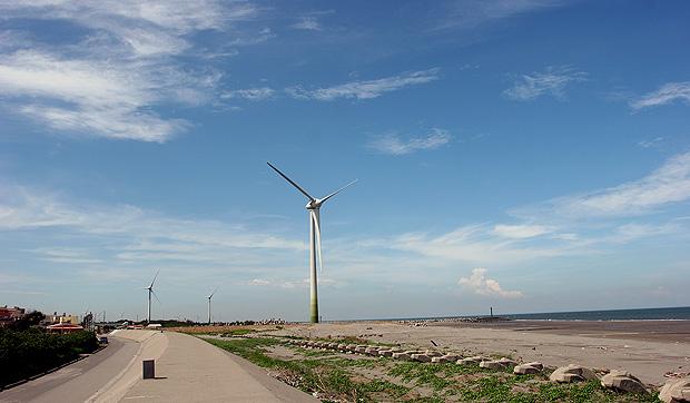 大風車隨拍