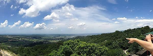 苗栗山區全景隨拍
