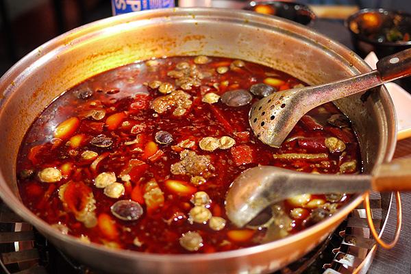 蒙古麻辣鍋