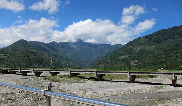 台9線隨拍-萬里溪橋段