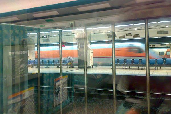 高鐵體驗-台北站