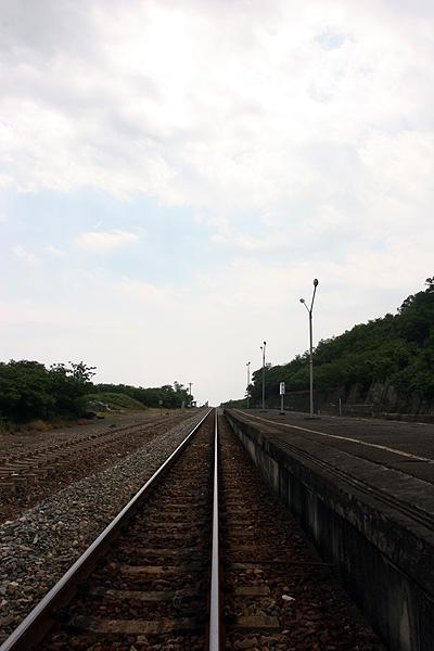 枋山車站隨拍-2(有雲霄飛車的感覺...)