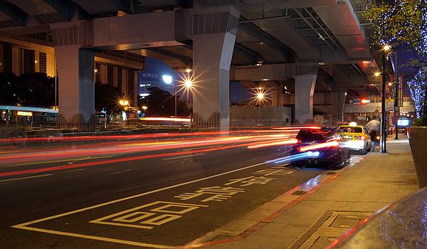 台北轉運站附近隨拍