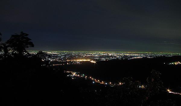 古坑 華山夜景