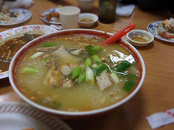 蔡包李小吃部-白鯧米粉
