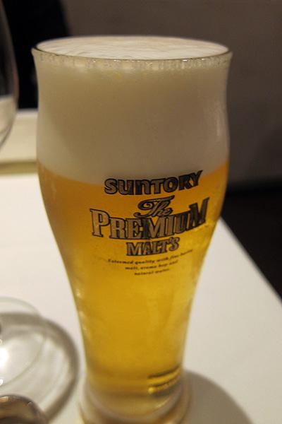 啤酒...