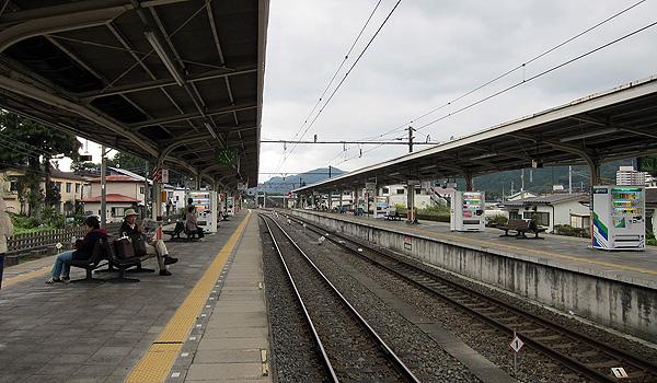 鬼怒川溫泉站