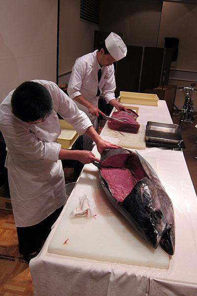 料理鮪魚秀