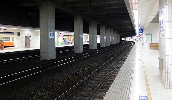 板橋車站隨拍
