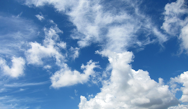 藍天&白雲