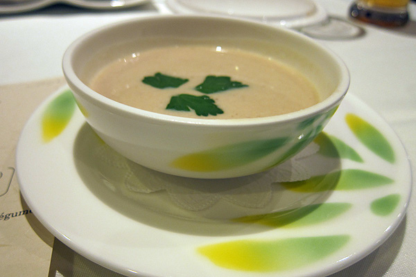 馬林薯濃湯