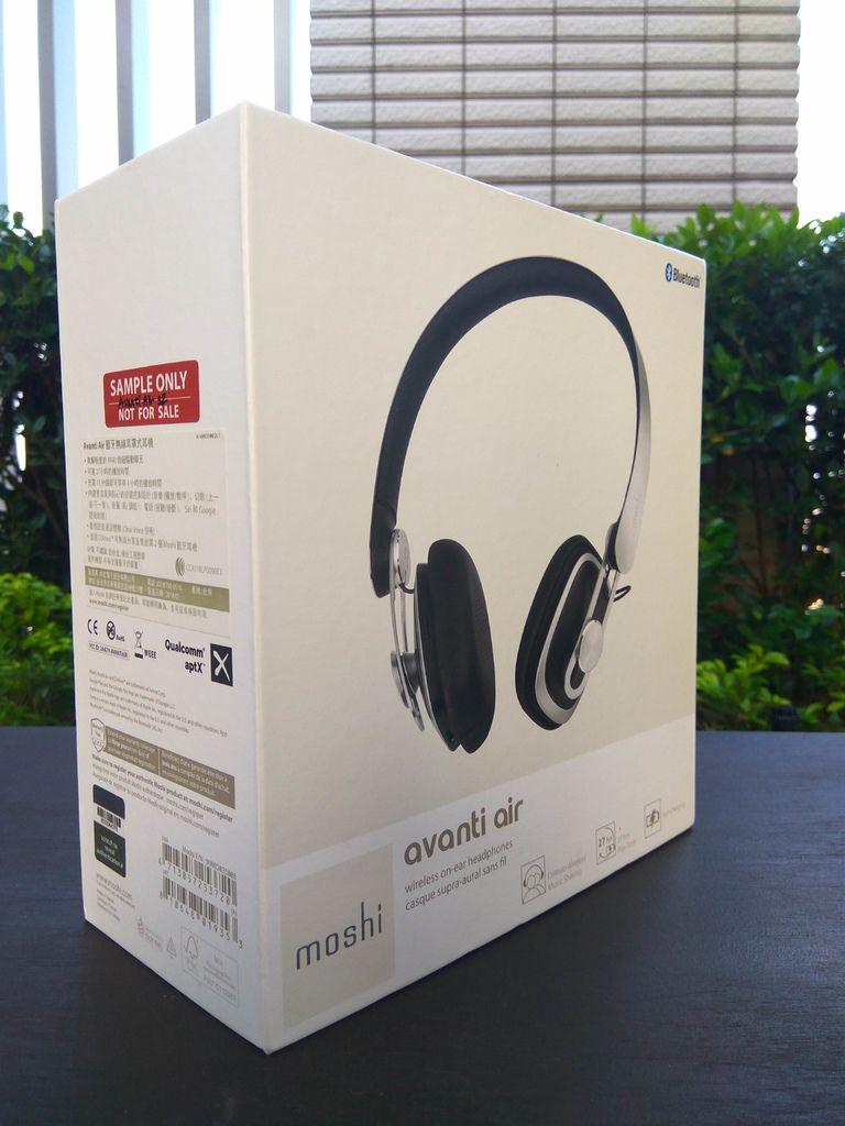 Moshi Avanti Air無線藍芽耳機:調音均衡,專屬APP聽感多變