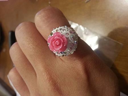 我的戒指作品