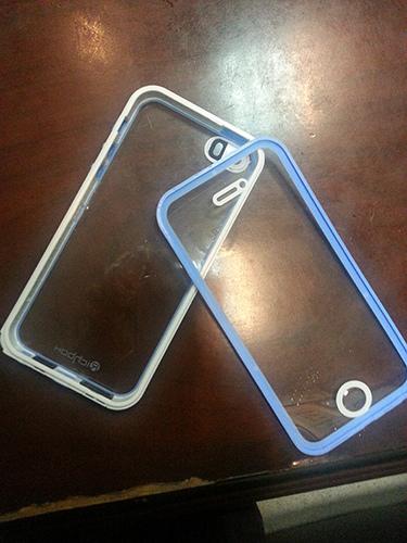 iPhone5、iPhone6防水手機殼防水見證篇