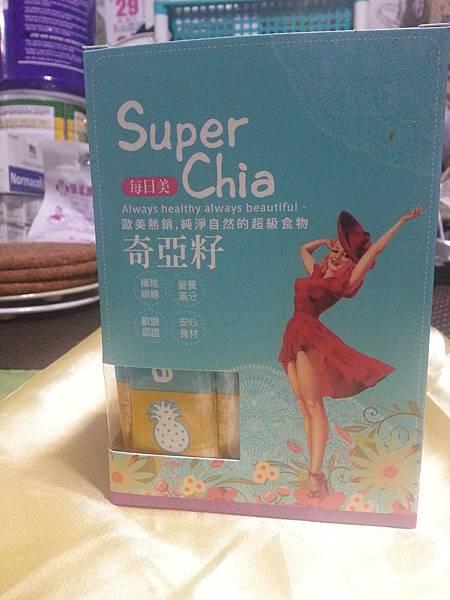 每日美Super Chia咕嚕飲