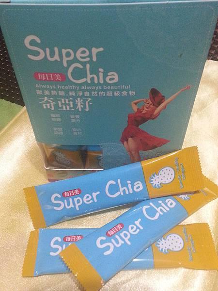 每日美Super Chia咕嚕飲-含內容物