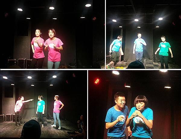勇氣即興劇場-Theatresports-比賽