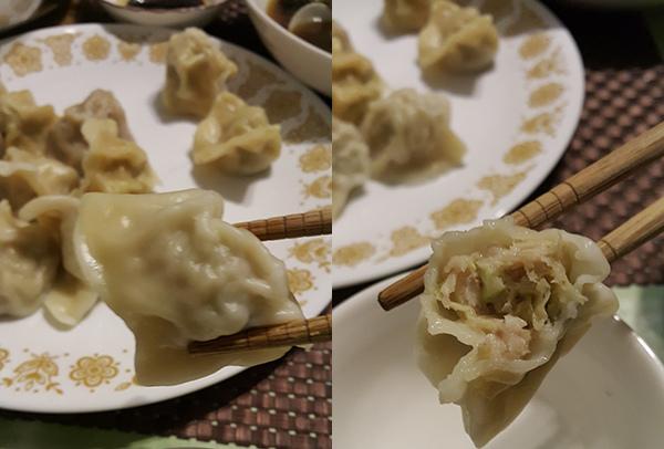 三元寶水餃-原味口味