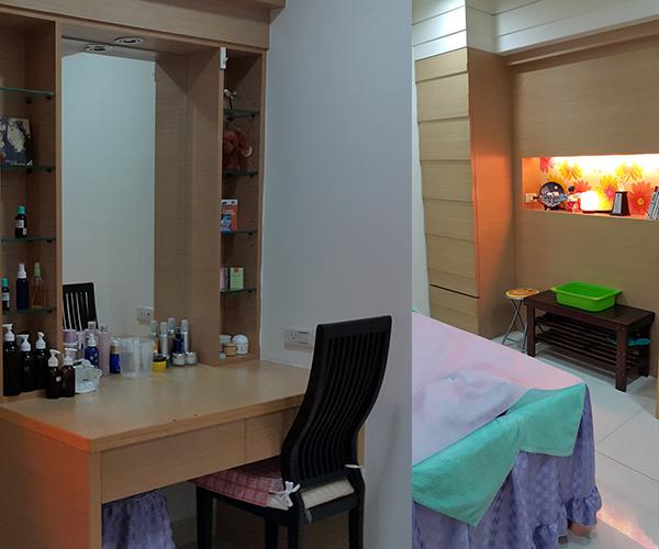 活力補給調養工作室-環境-個人VIP室