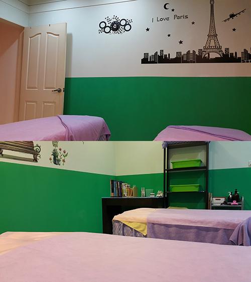 活力補給調養工作室-環境-舒適二人房