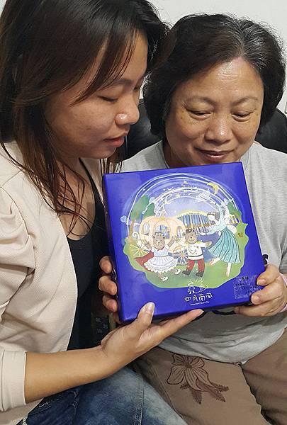 四月南風-母親節禮盒-我與媽咪