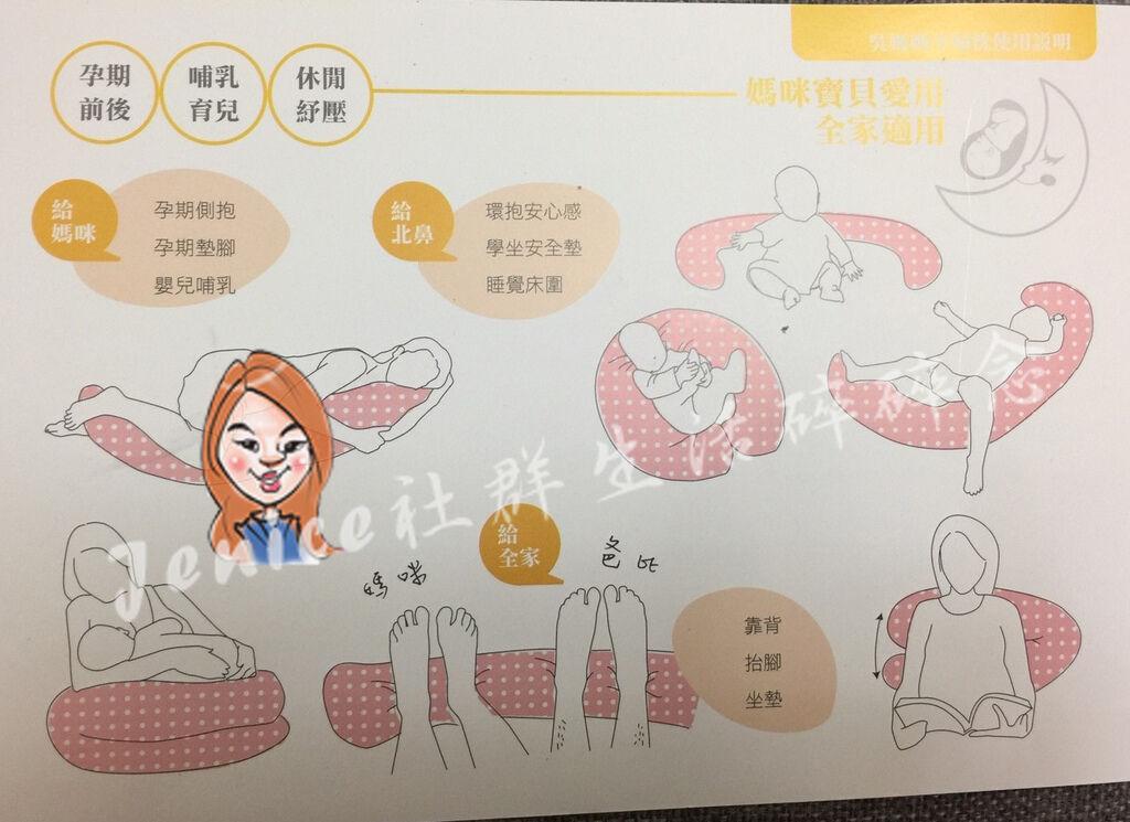 吳媽媽手作月亮枕孕婦枕_產品說明正面.jpg