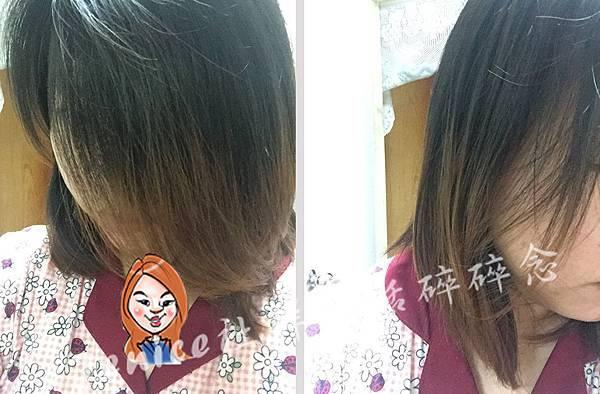 得爾美萬用舒膚露與髮蔓濃洗髮精_髮蔓濃洗髮精產品使用3.jpg