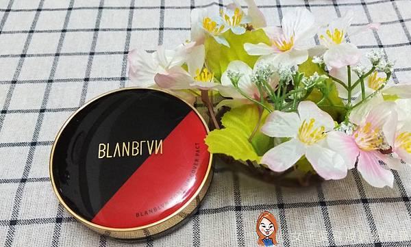 BLANBLVN的3D乳霜光澤唇釉與五色修片皇后粉霜-5.jpg