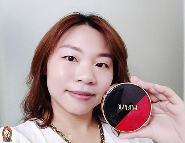 BLANBLVN的3D乳霜光澤唇釉與五色修片皇后粉霜-7.jpg