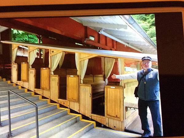 石丹峰古董火車
