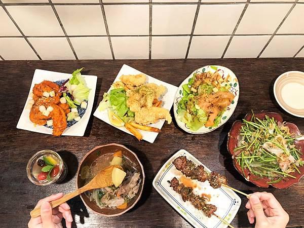【板橋美食】箸肉家|捷運府中站,平價串燒居酒屋,宵夜好去處!
