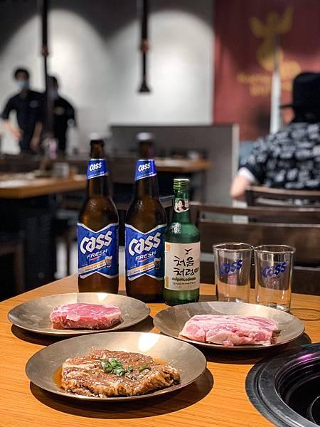 【台北美食】MeatLove橡木炭火韓式烤肉- 多人聚餐必推的韓式餐廳