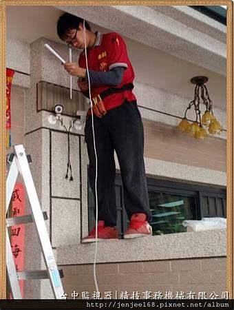 台中市大肚區監視器安裝工程,中部監視器,南投監視器安裝,苗栗監視器安裝,彰化監視器材,台中監視器廠商,IPCAM 200萬畫素半球紅外線彩色網路攝影機