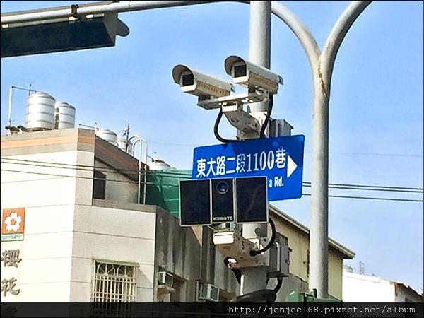 台中監視器新聞分享〈中部〉百萬畫素攝影機設路口 警︰協助辦案