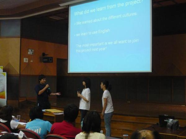 2010專案發表