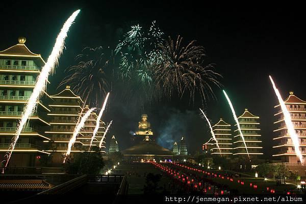 20130220-佛館提燈大會煙火