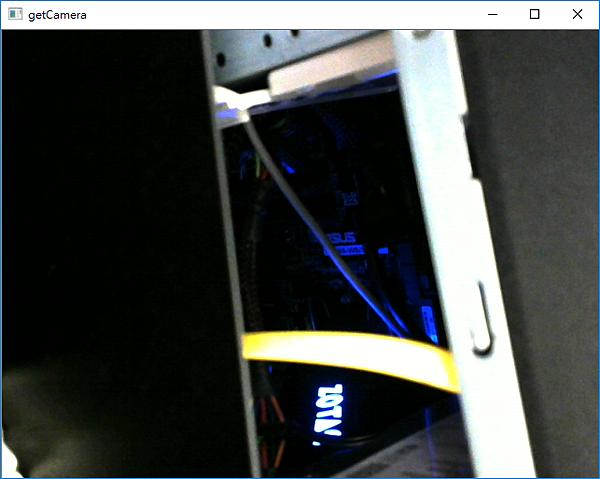 Python + OpenCV] 讀取攝影機(Web camera, IP Camera) @ K_程式